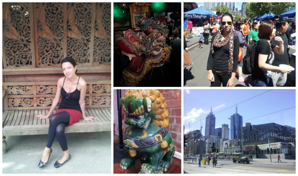 Melbourne Collage