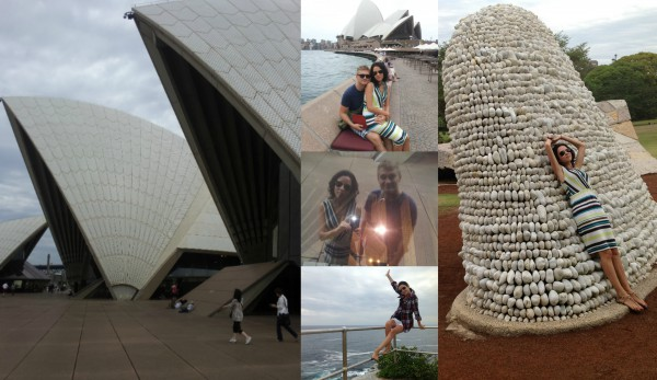 Sydney 1 Collage