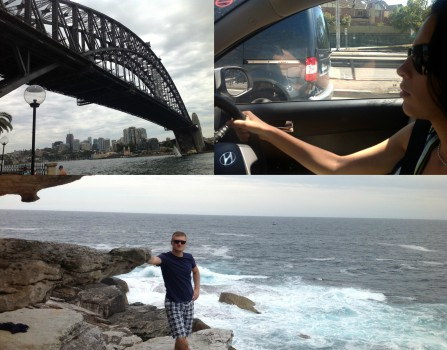 Sydney 2 Collage