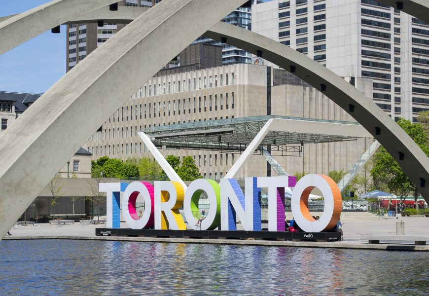 Toronto best summer spots to relax and have a blast.