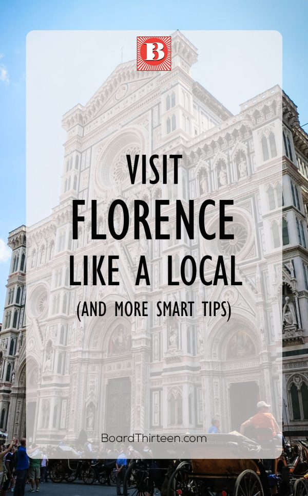 how to see Florence like a local