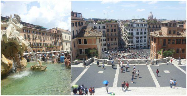 Rome, Italy, Vacation