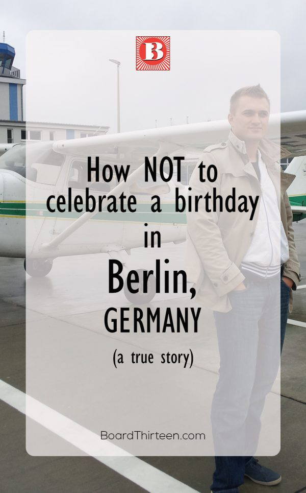 Pinterest Birthday ideas Berlin
