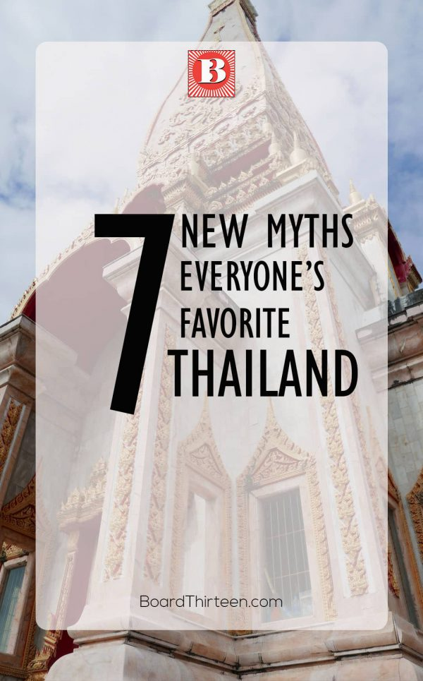 Thailand Myths