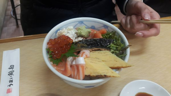 Tsukiji Fish Market review