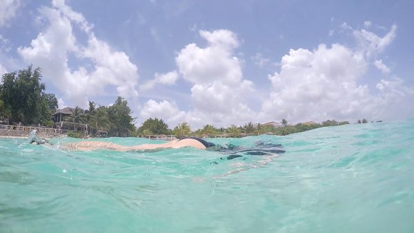 Snorkeling Cuba