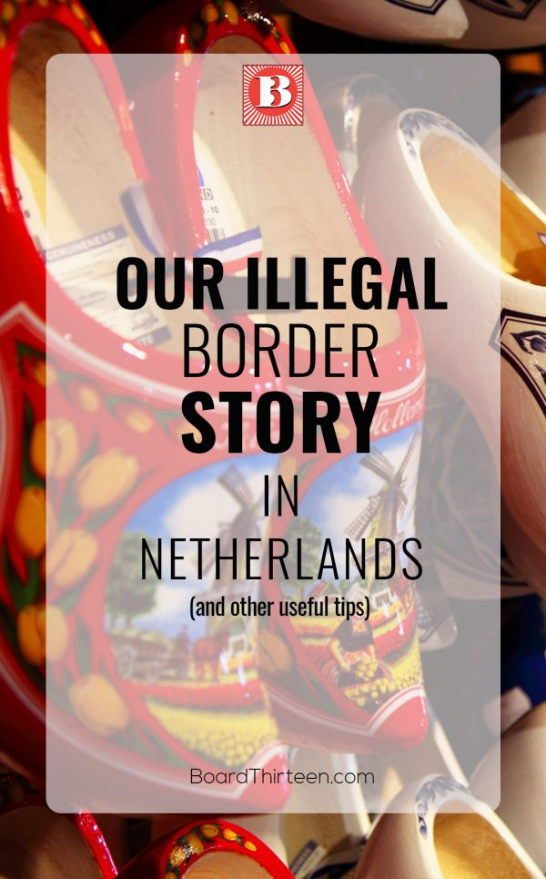 OUR Netherlands story