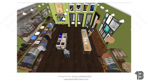COMMERCIAL PROJECTS Retail Storefront